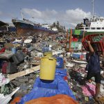 Filipinler'de Haima tayfunu hayatı felç etti: 5 ölü