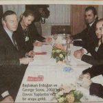Küresel faizci George Soros ve Erdoğan…