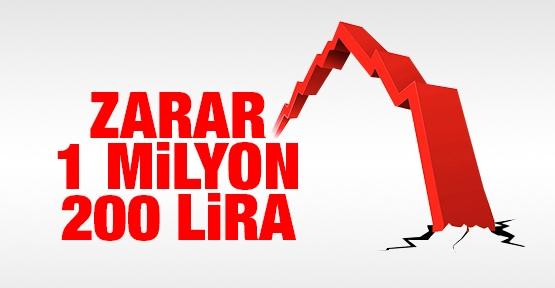 zarar_1_milyon_200_lira