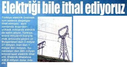 ithal-elektrik