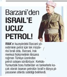 barzani-israil-petrol