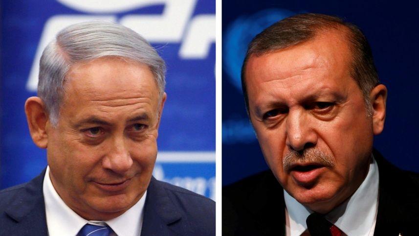 erdogan-netanyahu