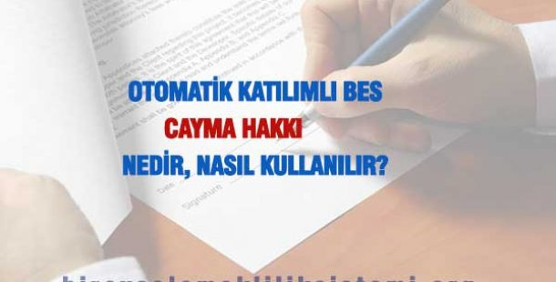 Otomatik-Bes-Cayma